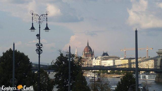 Budapeste e o Danúbio