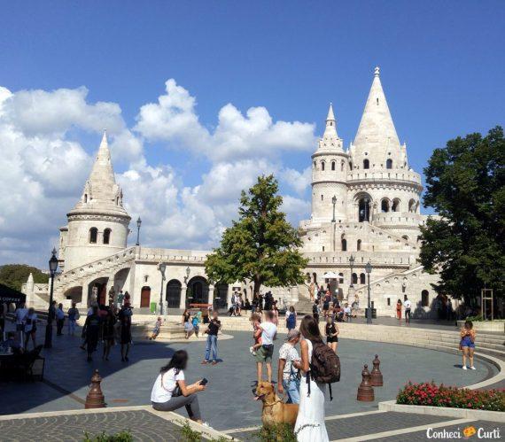 Conhecendo o lado Buda da cidade de Budapeste