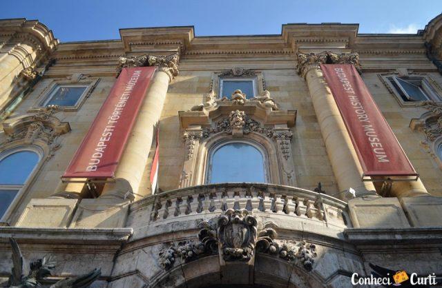 Museu Histórico de Budapeste