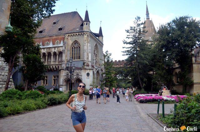 O Castelo Vajdahunyad