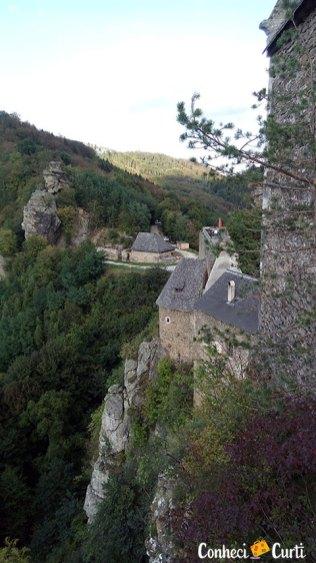 Castelo Aggstein - Áustria