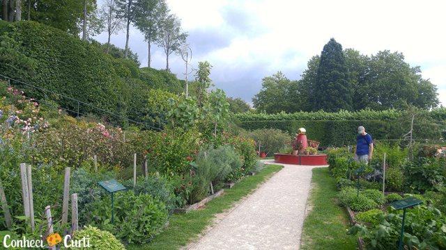 O Jardim Paradisíaco da Abadia de Melk