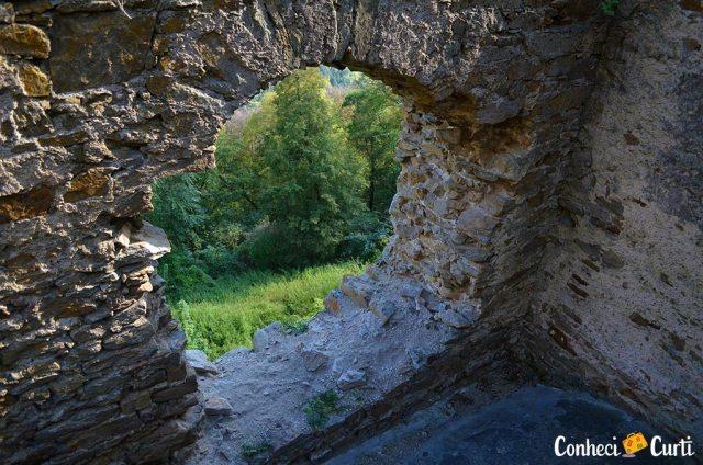 Ruínas do Castelo Aggstein