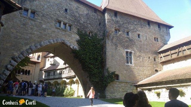 Castelo Kreuzenstein na Áustria