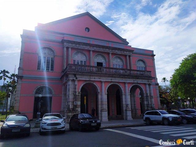 Teatro Santa Isabel em Recife, Pernambuco