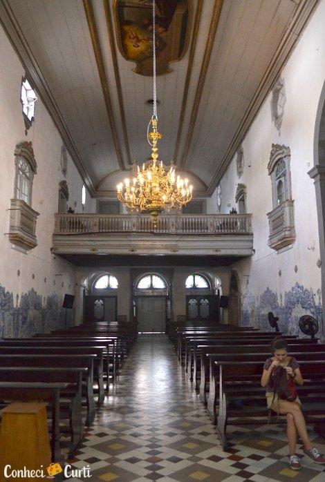 Igreja de Santo Antônio, Recife - Pernambuco.