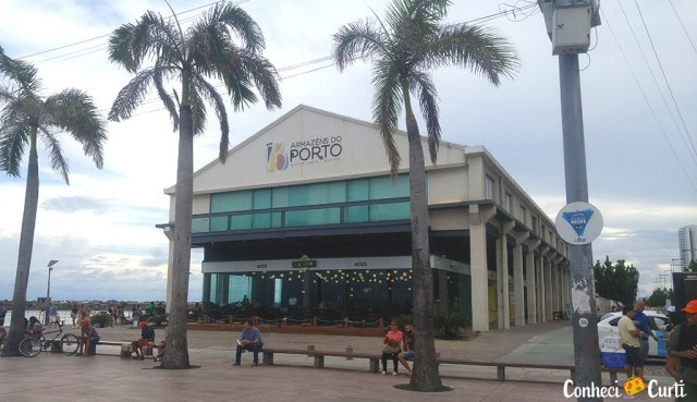 Praça do Marco Zero, Recife.