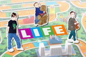 Game of Life Family Picture