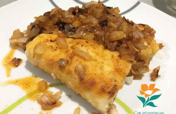 MERLUZA A LA CACEREÑA (Sin gluten)