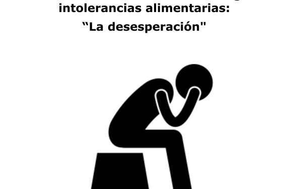 Las emociones cuando tienes alergias e intolerancias alimentarias: «La desesperación»