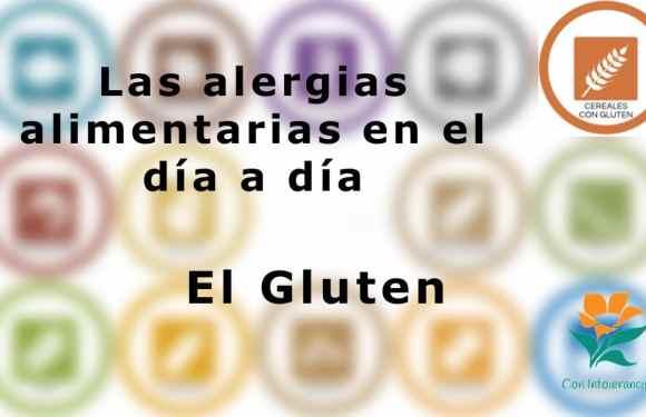 Cómo actuar ante las diferentes alergias en el día a día: Gluten
