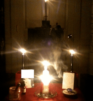 attraction spell, light setting service, closer look, Magus, Conjure Work