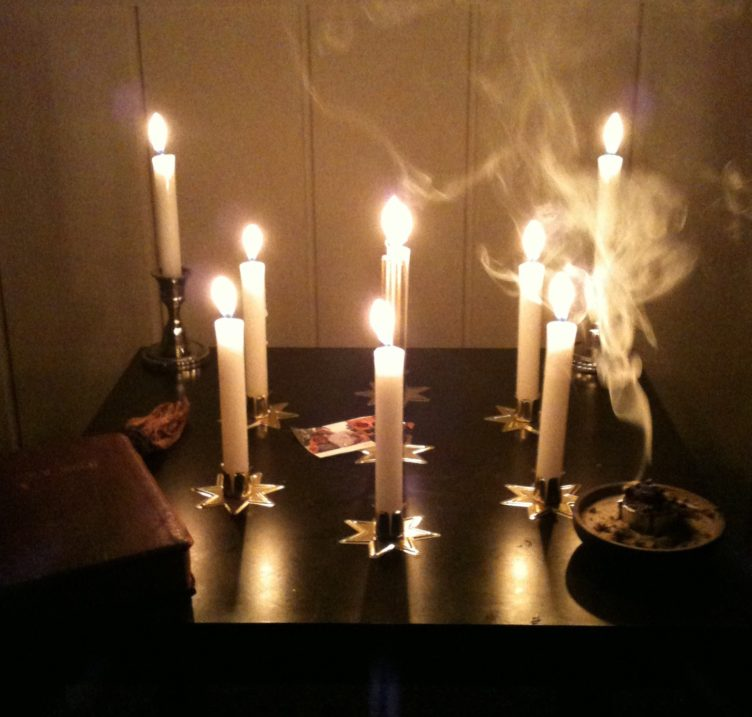 A Closer Look, Photos, Simple Blessing Spell for Conjure Coaching Patron