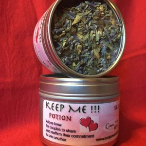 Keep Me! Love Potion, in Potions, Conjure Shop, conjurework.com herbal teas