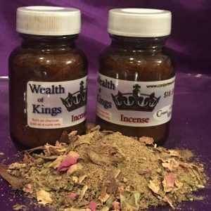 Wealth of Kings Incense