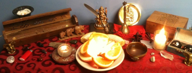 Light Setting, Ganesha, blessing spells at Conjure Work