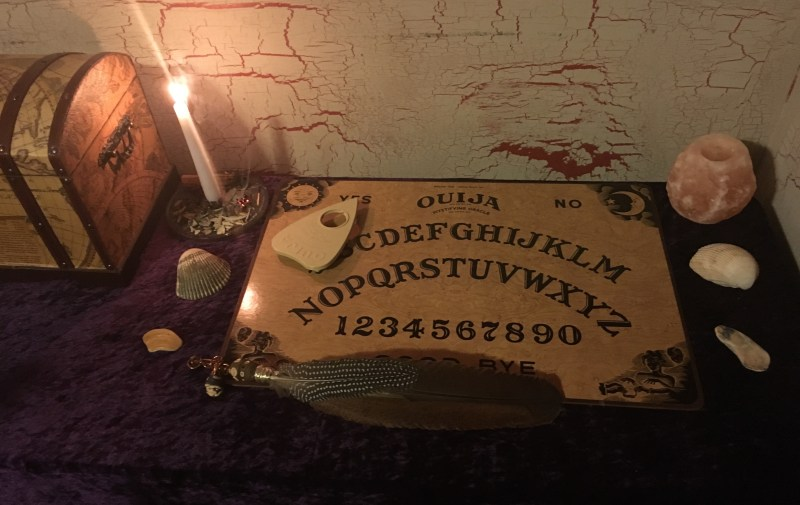 Spirit Board Reading, Ouija, at Conjure Work, sorcery services and supplies