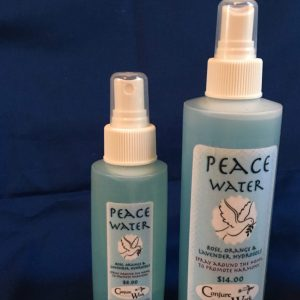 Peace Water at Conjure Work, sorcery supplies and services, witchcraft and Hoodoo products by Magus (Kevin Trent Boswell)