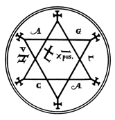 Nascent Magician magick course, by Magus at conjurework.com Kevin Trent Boswell