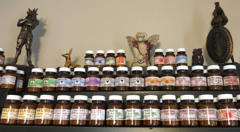 Hoodoo, occult, magick products at Conjure Work