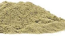 Sage Powder, Salvia apiana, a Jupiter herb, oils, powders, candles, sorcery, Hoodoo, Ceremonial supplies for witchcraft, Golden Dawn, Solomonic, High Magick