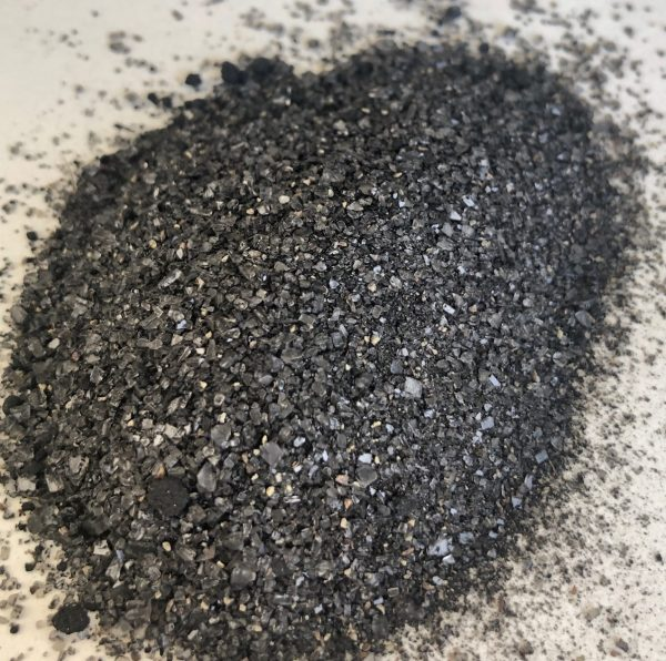 Witch Salt, Black Salt, for revesing harm, at Conjure Work