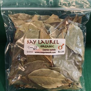 Bay Laurel, Laurus nobilis, Mars sorcery, Conjure Work, herbs, magick, Golden Dawn, Solomonic, Wicca, astrology