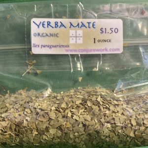 Yerba Mate, Ilex paraguariensis, sorcery, Conjure Work, herbs, magick, Golden Dawn, Solomonic, Wicca, astrology