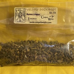 Yellow Dock Root, Rumex crispus, sorcery, Conjure Work, herbs, magick, Golden Dawn, Solomonic, Wicca, astrology