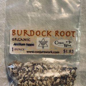 Burdock Root, Arctium lappa, sorcery, Conjure Work, herbs, magick, Golden Dawn, Solomonic, Wicca, astrology