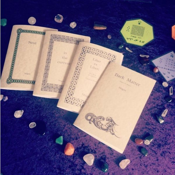 The Poetry of Magus (Kevin Trent Boswell), owner of Conjure Work; Magus & The Plastic Infinity.