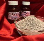Love Draw Powder, for love spells, Conjure Work