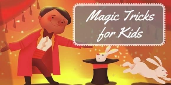 Magic Tricks For Kids - 7 Effective Tactics for Kids ...