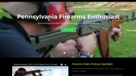 New Project: Pennsylvania Firearms Enthusiast