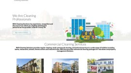 New Project: RKN Cleaning Solutions