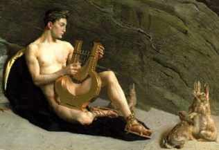 mito orfeo lira - Pongámosle música al objetivo 16, paz y justicia