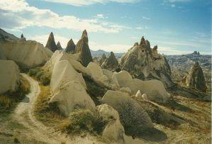 Valle de Goreme - Turquía