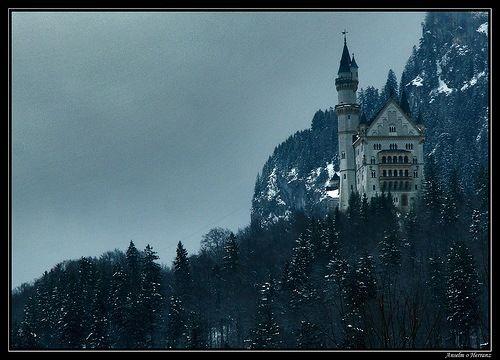 Neuschwanstein - Alemania