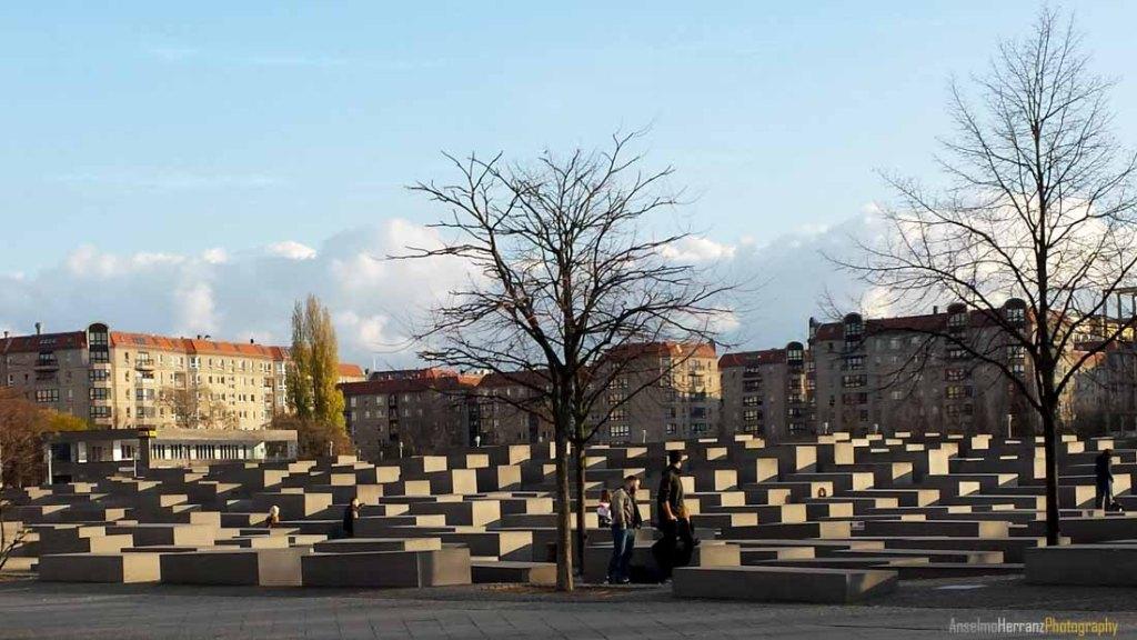 Homenaje Holocausto Berlin