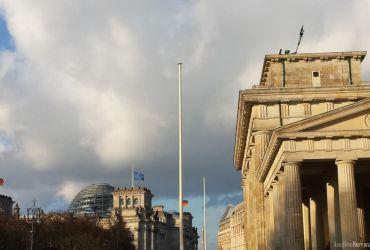 Puerta de Brandenburgo Y Reichstag - Berlín