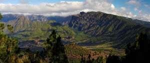 Caldera de Taburiente - Isla de la Palma - Foto de Michael Apel
