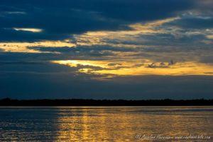 Puesta de Sol Delta del Saloum - Senegal