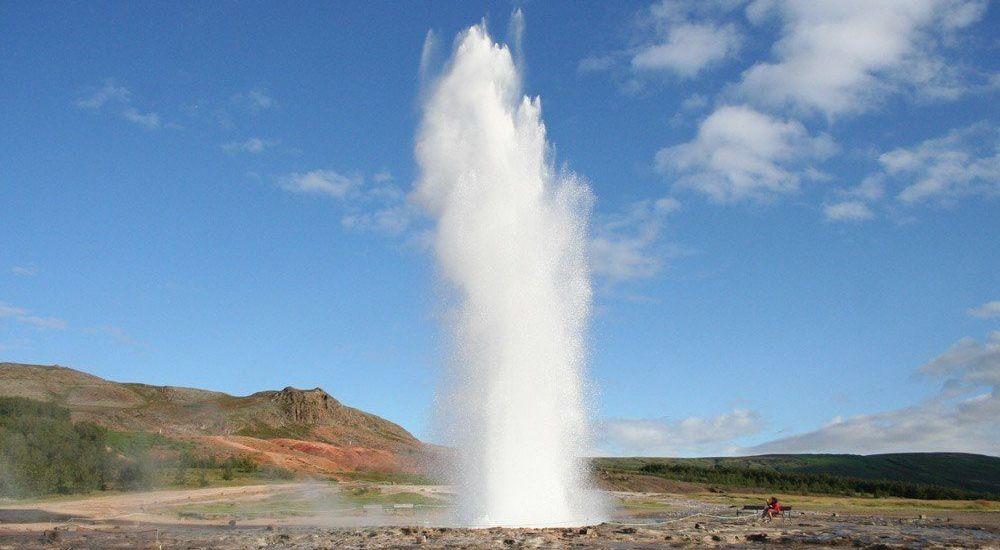 Geysir - Strokkur - Islandia