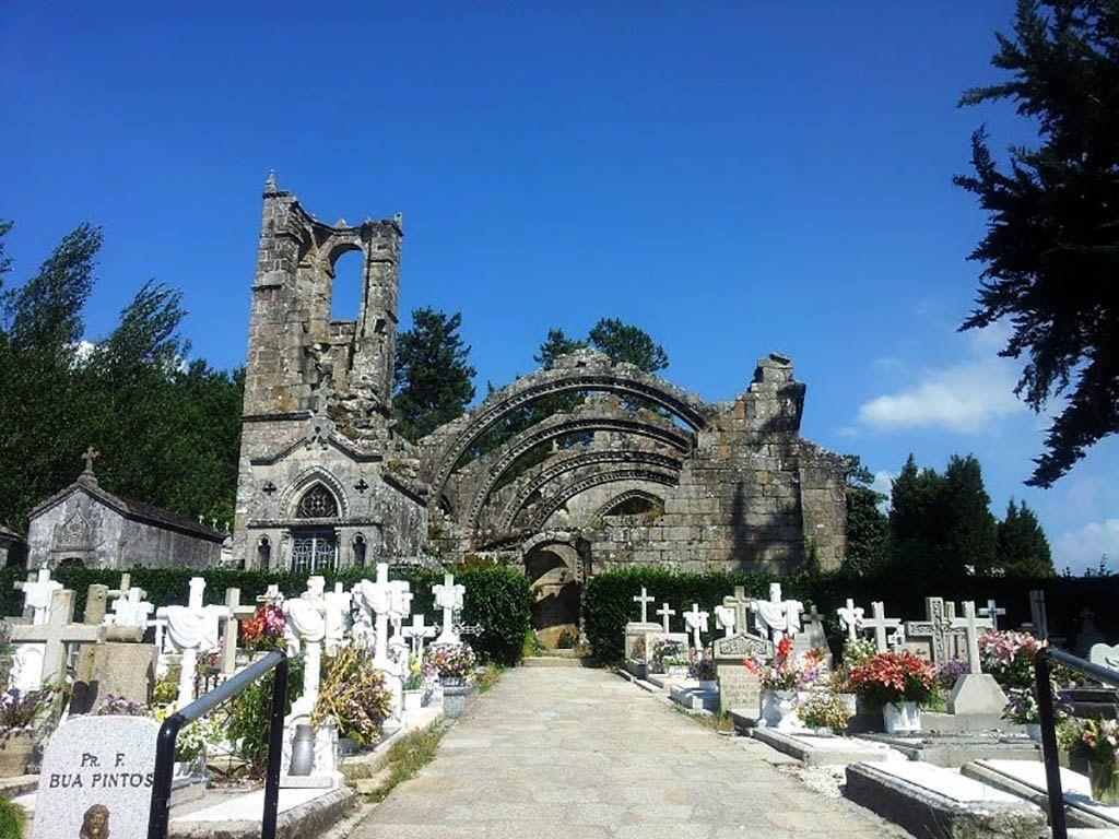 Cementerio de Cambados - Un cementerio con encanto