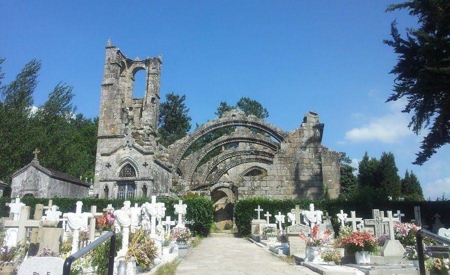 Cementerio de Cambados - Pontevedra