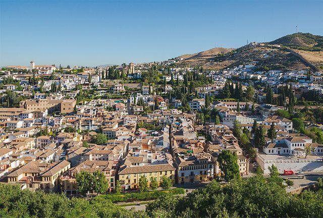 Albaicín - Foto: wikipedia