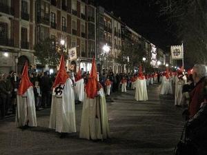 Procesión Semana Santa - España - Foto: Rubén Ojeda