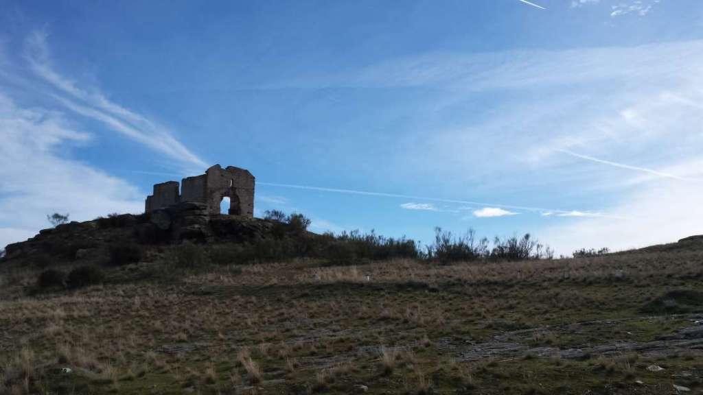 Ermita d eSan Isidro - Domingo García - Segovia