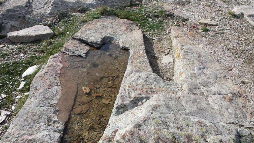 Tumba Antropomorfica del Cerro de San Isidro