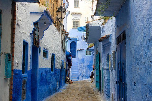 Chaouen - Foto: Wikipedia